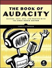 The Book of Audacity : Record, Edit, Mix, and Master with the Free Audio...