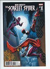 Ben Reilly the Scarlet Spider #1 J Scott Campbell 1:15 Variant
