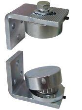 Swing Gate Heavy Duty 10mm steel Ball Bearing Top & Bottom Hinges 600kg