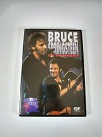 Bruce Springsteen  In Concert DVD MTV Plugged (DVD, 2005)
