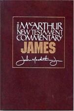 James MacArthur New Testament Commentary (Hardback or Cased Book)
