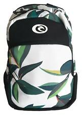 Rip Curl PALM BAY OZONE 30L BACKPACK Back Pack Surf Travel Bag - LBPLW1 White