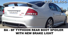 FORD FALCON BA - BF FPV TYPHOON WING BOOT SPOILER XR6  XR8