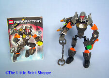 RARE Lego Hero Factory 6223 BULK - Complete figure with instructions
