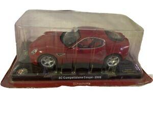 Alfa Romeo 8c Competizione Coupè 2008 Special  Centenary Edition Hachette-NUOVA