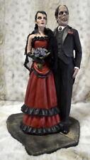 Lon Chaney PHANTOM Of OPERA w BRIDE Christine Daae STATUE PRO BUILD & PAINT OOAK