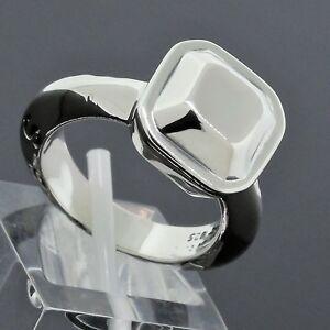 Barry Kieselstein-Cord Sport 925 Sterling Silver Ring Size 6