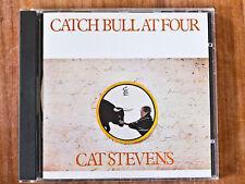 CAT STEVENS / CATCH BULL AT FOUR (ISLAND CID 9206) CD ALBUM