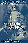 The Song of Songs by Tremper, III Longman (2001, Hardcover)