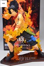 ONE PIECE ATTACK STYLING PORTGAS.D.ACE BANDAI 2015