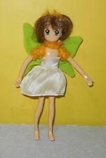 "Cardcaptors Sakura Green Fairy 8"" Bendable Play Figure"
