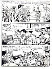 CUISINE CHINOISE (RAOUL GIORDAN) PLANCHE ORIGINALE VIGOR ARTIMA PAGE 3