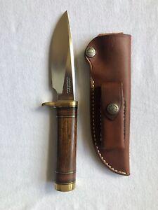 RARE Randall Model 25 Sergeant Brass with Desert Ironwood Handle