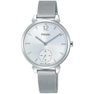 Pulsar Ladies Mesh Bracelet Watch - PN4053X1 PNP
