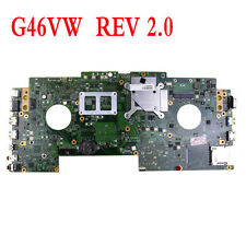 For ASUS G46VW 60-NMMMB1100 Mainboard N13E-GE-A2 REV 2.0 HM77 Motherboard USA