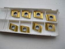 8 SECO Carbide Tips r335.15-13185fg-e08 F40M (R335 15 13185 1,85 mm DISC Mill