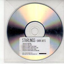 (DV338) Starlings, Dark Arts - 2011 DJ CD