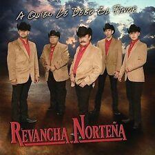 Revancha Nortena : A Quien Le Debo El Favor CD