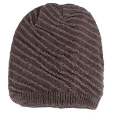 36c65518a64 Mens Womens Baggy Knit Beanie Winter Hat Ski Cap Skull Slouchy Chic UPick XT