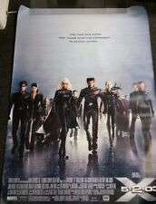 X-MEN 2 UNITED LARGE MOVIE POSTER DOUBLE SIDED RARE!!