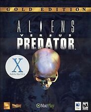 Aliens Versus Predator: Gold Edition (Apple, 2001)