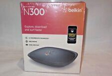 NEW Belkin N300 FRK1002-BF-WM Wi-Fi Wireless Router