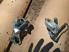 Shimano XT  M739 Short Cage Rear Derailleur + front derailleur