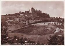 CESENA - Colle e Badia di S. Maria del Monte - Fotocelere Campassi Torino 1934