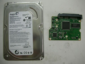 Electronics PCB Seagate Pipeline HD .2 500gb ST3500312CS 100535704 Rev C SC13