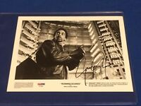 Gregory Hines (Deceased 2003) Signed 8x10 B&W Photo w/ JSA PSA/DNA COAs