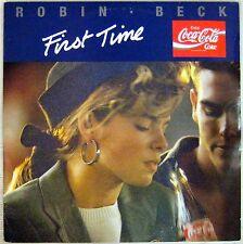 Coca-Cola Maxi 45 tours Robin Beck 1988