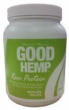 Bon Chanvre Poudre de Protéine 500 g NATUREL (Pack de 3)