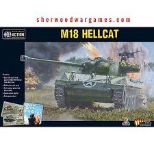 28mm Warlord Games Bolt Action American US M18 Hellcat BNIB. WWII skirmish