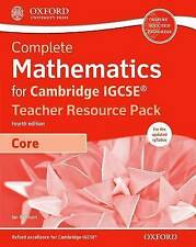 Matemáticas completa para Cambridge Igcse por Ian Bettison (mixta..