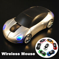 1600DPI USB 2.4GHz Wireless Optical Mouse Mice+ USB 2.0 Receiver For PC Laptop