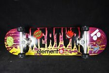 Skateboard Creature Complete Titanium Trucks Indy Spitfire Element Plan B Custom