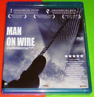 MAN ON WIRE - English / Español - Bluray Area B - Precintada
