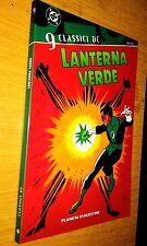 PLANETA DEAGOSTINI-CLASSICI DC: LANTERNA VERDE #  9-AMARA LOTTA DI GOLDFACE- SW3
