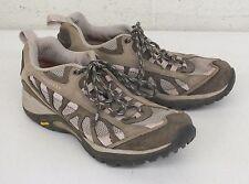 Merrell Siren Ventilator Brown & Pink Trail Sneakers US Women's 7 EU 37.5 GREAT