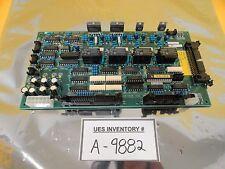 Nikon 4S003-057 Relay Board PCB STG-I/F1 KAB11005/501-0 Optistation 7 Used