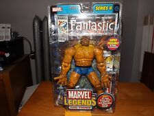 "MARVEL LEGENDS, THE THING 7"" FIGURE, SERIES II, NIP, 2002"