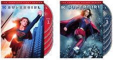 Supergirl: The Complete Series Seasons 1-2  (DVD)