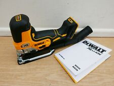 BRAND NEW DEWALT XR 18V DCS335 BRUSHLESS BODY GRIP JIGSAW BARE UNIT