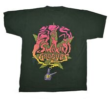Smokin Grooves '97 Vintage Rap Concert Tee Cypress Hill Badu The ROOTS