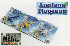 Sky Airplane Passagierflugzeug Flugzeug Flugzeuge 11x12cm Friktionsantrieb Spielzeug Business & Industrie