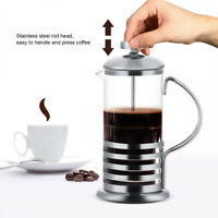 350ml Kaffeebereiter Kaffeekanne Filter French Press Kaffepresse Kaffee Kocher