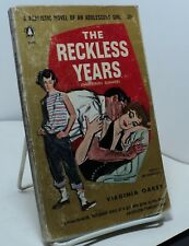 The Reckless Years by Virginia Oakey - Popular Library G162 - 1955