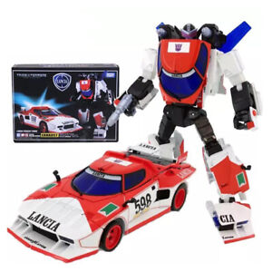 Transformers Masterpiece MP-23 MP23 EXHAUST Robots Christmas Gift Toy Collection
