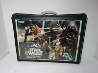 Vintage Kenner Star Wars Action Figure Carrying Case With Picture Insert + MORE!