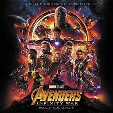 Avengers: Infinity War - Soundtrack - Alan Silvestri (NEW CD)